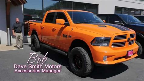 Custom 2015 Ram Sport Truck at Dave Smith Motors   YouTube
