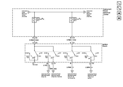 C5 Corvette Power Seat Wiring Diagram by C5 Ignition Switch Repair Corvetteforum Chevrolet