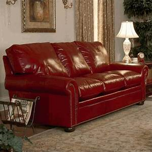 Easton leather sofa by classic leather easton sofa 111513 for Easton leather sectional sofa