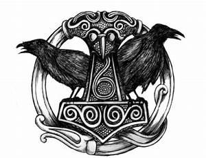 Dessin Symbole Viking : dessin colorier mythologie nordique dieux et d esses 77 coloriages imprimer ~ Nature-et-papiers.com Idées de Décoration
