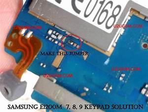 Samsung E1200m Keystone 2 Keypad Ic Solution Jumper Problem Ways