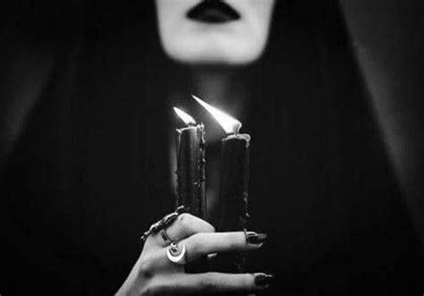 Candela Nera by Candela Nera Black Candle Stregoneria Witchcraft