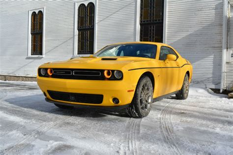 2017 Dodge Challenger Gt, Awd To Go