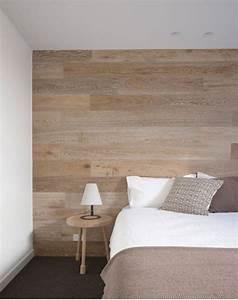 chambre en lambris bois 9 d233corer un mur avec un With chambre en lambris bois