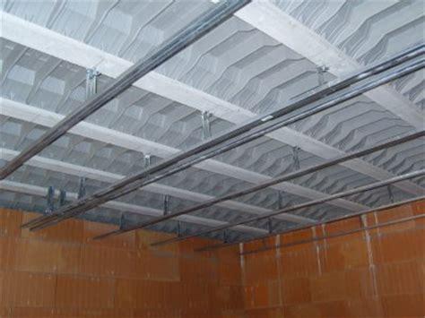 plafond en placo sur rail pose des rails pour placo plafond de cheznoosmikit34