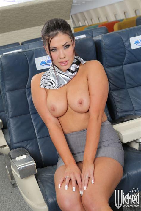 Stewardess Sex 013 Professional Sluts Flight