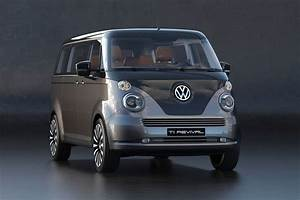 Volkswagen T1 Revival Concept Mary Jane's Cookie Bus