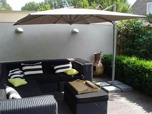 Solde Parasol Déporté : parasol haut de gamme d port parasol excentr parasol ~ Preciouscoupons.com Idées de Décoration