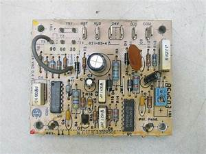 Lennox 33g9501 Defrost Control Circuit Board