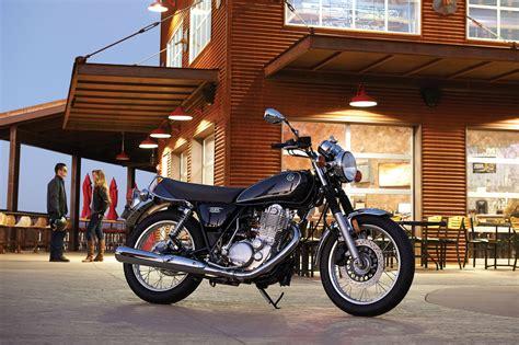 2015 Yamaha Sr400 Review