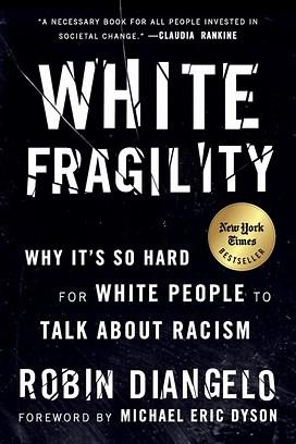 Image result for White Fragility Book