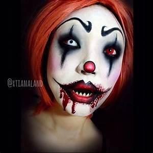 scary clown makeup - Bing Images | Halloween Fun ...