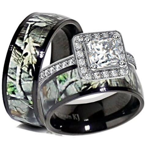 by chandra perkins fox wedding ideas in 2019 camo wedding rings black wedding rings