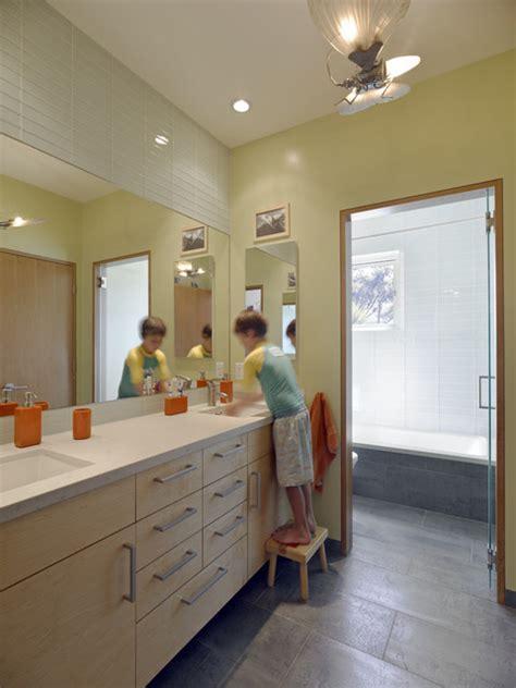 Modern Bathroom In Valley by Mill Valley House Modern Bathroom San Francisco By