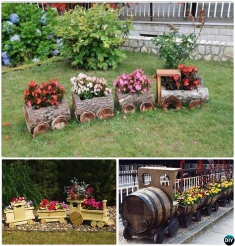 Diy Garden Decoration Projects by Diy Garden Decorating Ideas Bed