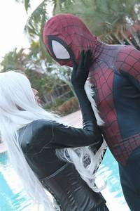 Spiderman Black Cat Kissing | www.imgkid.com - The Image ...
