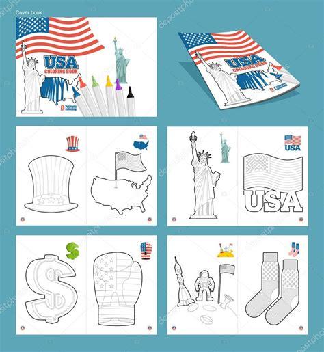 Küche Der Vereinigten Staaten by Malbuch Der Vereinigten Staaten Malvorlagen F 252 R Kinder