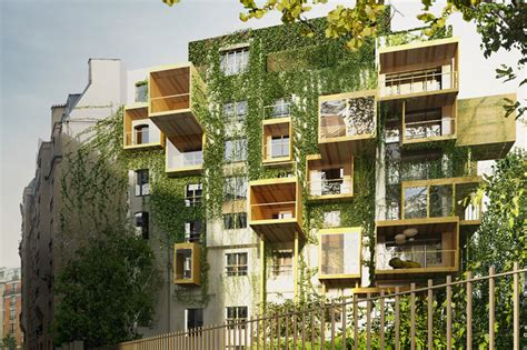 Stéphane Malka To Plug Cube Extensions Into Parisian Building
