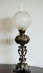 Petroleumlampe Antik Jugendstil : gro e petroleumlampe um 1900 elektrifiziert antik tischlampe 69cm table lamp art nouveau ~ Pilothousefishingboats.com Haus und Dekorationen