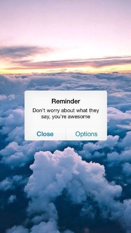 Aesthetic Reminder Lock Screen Iphone Wallpaper Aesthetic by Imagen De Reminder And Wallpaper Phone