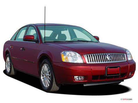 Mercury Montego 2007 by 2007 Mercury Montego Prices Reviews Listings For Sale