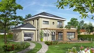 maison moderne villa plan maison gratuit With plan maison 3d gratuit 12 construction maison reunion accueil