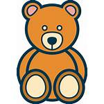 Icon Bear Teddy Icons