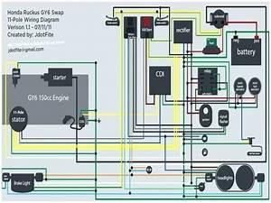 Gy6 150cc Engine Wiring Diagram