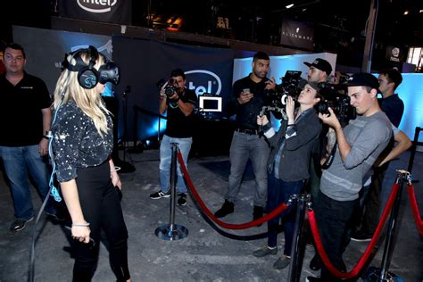 Chloe Grace Moretz Photos Photos  Alienware Hosts Virtual Reality And Gaming Vip Party During