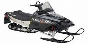 2007 Polaris Snowmobile 2 Stroke U2605 Service Manual Polaris