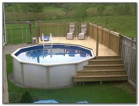above ground pool deck ideas download page best home