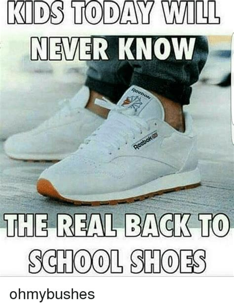Sneakers Meme - funny back to school memes of 2017 on sizzle