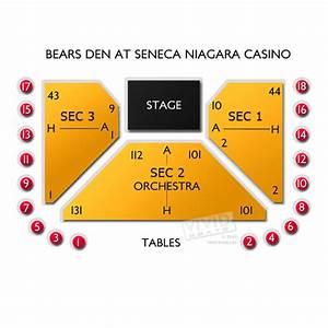 Bears Den At Seneca Niagara Casino Tickets Bears Den At