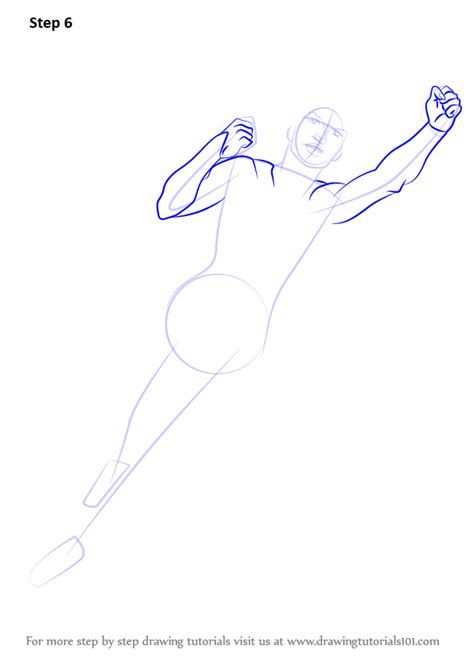 learn   draw supergirl supergirl step  step