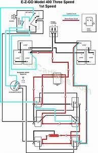 Ezgo Model 400 Wiring And Troubleshooting