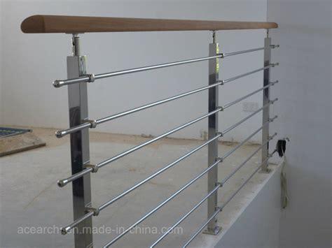 China Stainless Steel Rod Balustrade/horizontal Bar