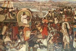 CSMH History Class / Aztecs Build Tenochtitlan