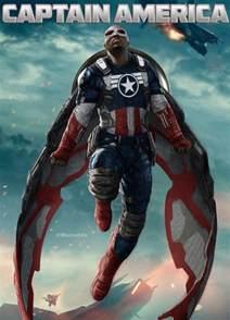 Falcon Marvel Captain America