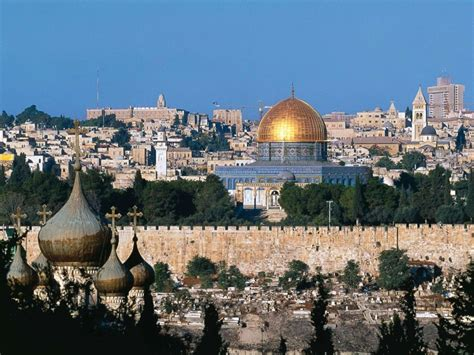 What's At Stake If The Us Recognizes Jerusalem As Israel's