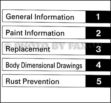manual repair autos 2011 honda fit auto manual 2009 2011 honda fit body repair shop manual original