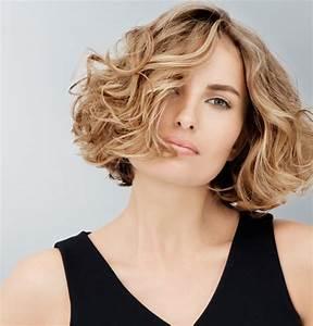 Carré Court Frisé : 50 coiffures tendances printemps t 2014 blog lifestyle ~ Melissatoandfro.com Idées de Décoration