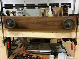 Benchcrafted Moxon Vise In Walnut