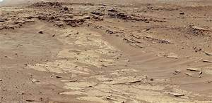 Curiosity Mars rover finds sandstone variations