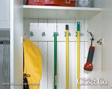 broom mop hooks louis closet co