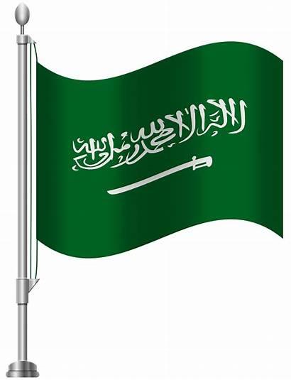 Saudi Flag Arabia Clipart Clip Transparent Background