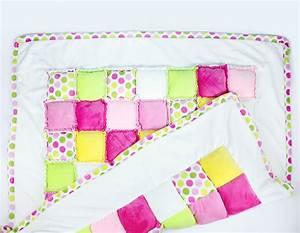 Patchworkdecke Selber Nähen : patchworkdecke n hen rag puff quilt n hanleitung kullaloo ~ Lizthompson.info Haus und Dekorationen