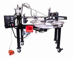 Model RC-1 Semi-Automatic Screen Printer - Systematic ...