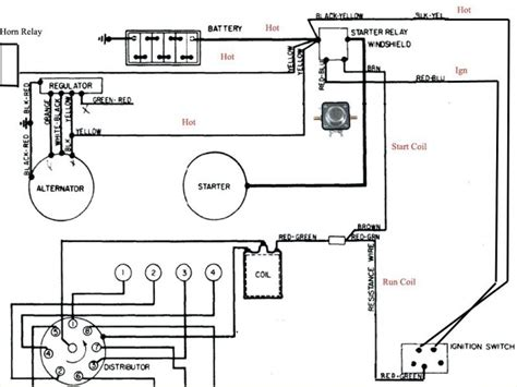 typical starter relay wiring diagram kubota wiring forums