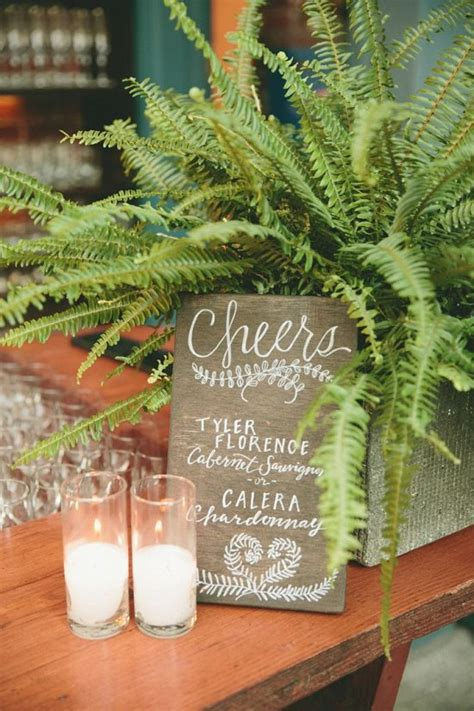 Save Money Greenery Fern  Ee  Wedding Ee   Ideas Deer Pearlowers