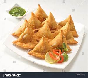 Punjabi Samosa Chutney Stock Photo 53002915 - Shutterstock